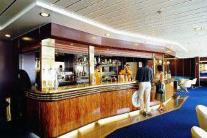 Fähre Corsica Sardinia Ferries Bar