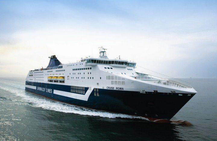 Fähre Cruise Roma