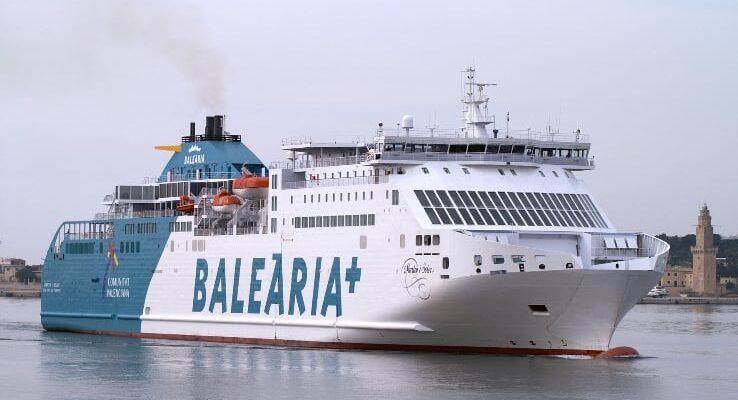 Fährschiff_Martin i Soller_Balearia_1