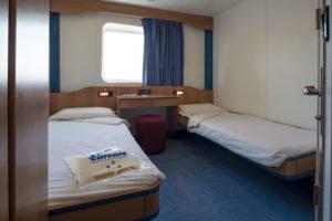 Fähre Tirrenia Schlafzimmer