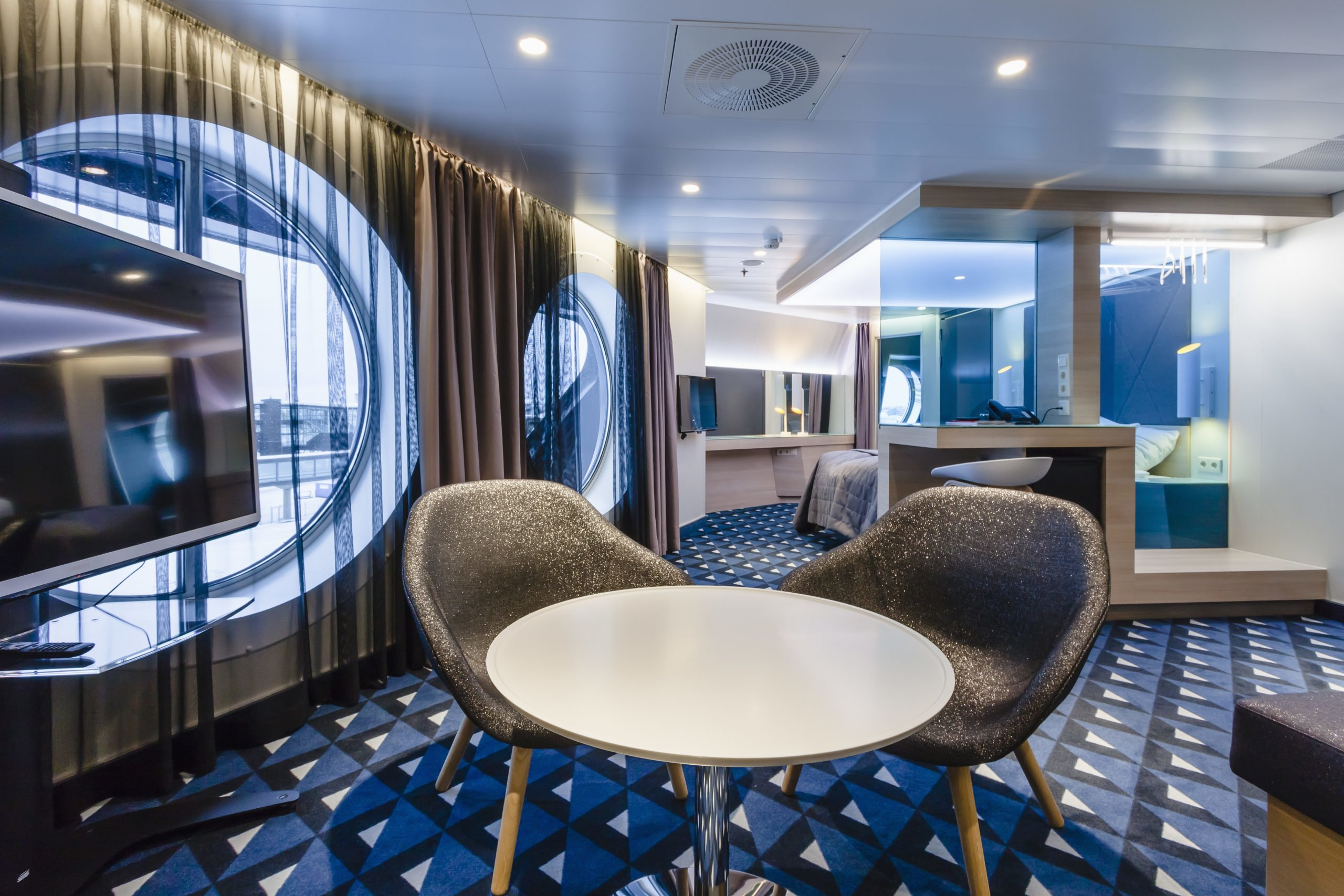 Fähre Viking Grace Ocean Suite