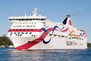 Fähre Tallink Baltic Queen