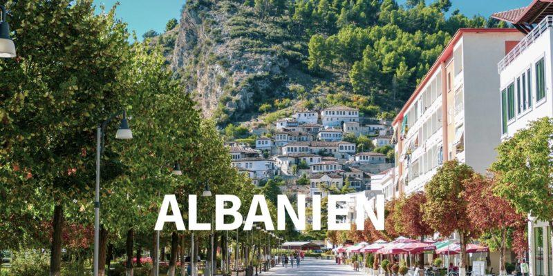 Fähre Albanien