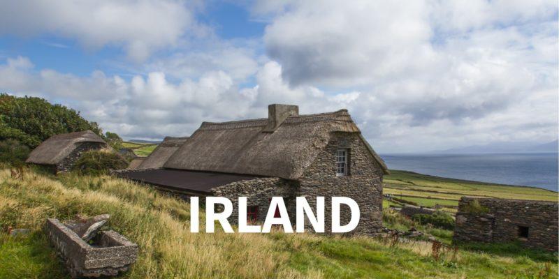 Fähre Irland