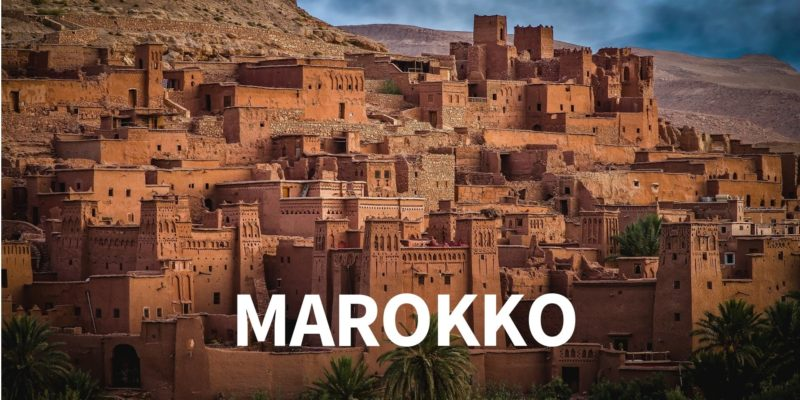 Fähre Marokko