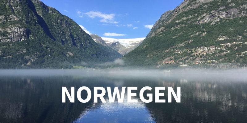 Fähre Norwegen