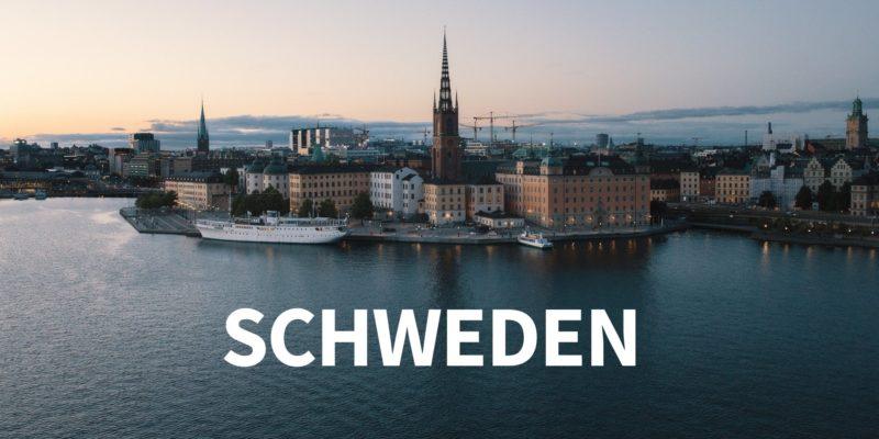Fähre Schweden