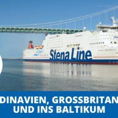 Flexibel Reisen mit Stena Line